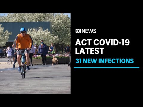 ACT records one of its highest daily COVID-19 case numbers on eve of restrictions easing | ABC News