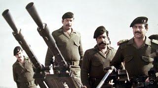 فلم نادر عن الحرب العراقية الأيرانية Iraq-Iran war 1980-1988