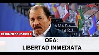 ???? #LoÚltimo | Noticias de Nicaragua | Lo más destacado del 15 de Junio  2021