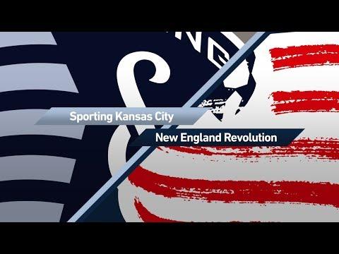 Highlights: Sporting Kansas City vs. New England Revolution | September 16, 2017