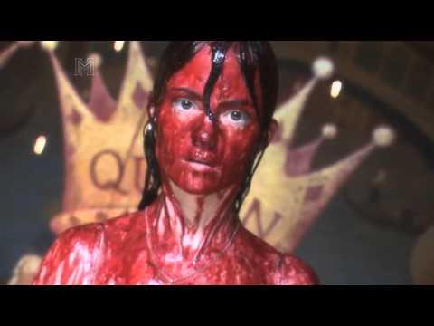 connectYoutube - Carrie - Cena do Baile - 1976, 1999, 2002, 2013 - Prom Scene