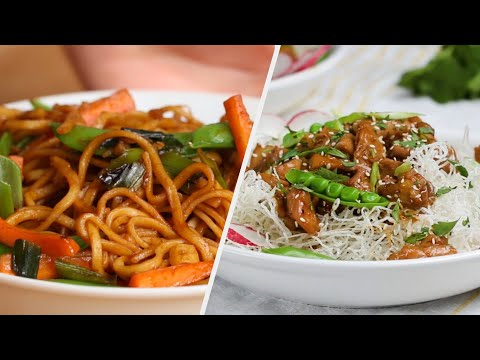 8 Hot And Buttery Noodle Recipes ? Tasty