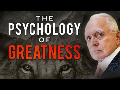 The Psychology Of Greatness   Dan Peña Motivation