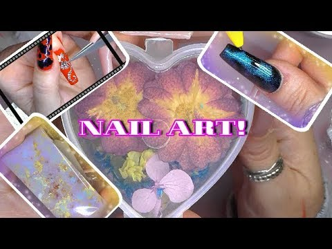 SUPER COOL NAIL ART HAUL | ABSOLUTE NAILS