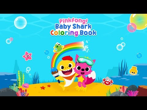 Pinkfong Baby Shark Coloring Book App Ranking And Store Data