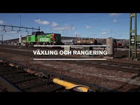 Green Cargo: Växling och rangering