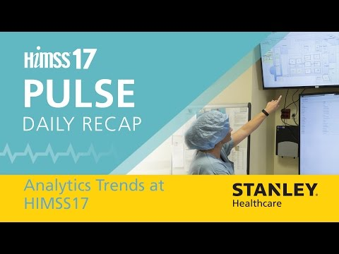 Analytics Trends at HIMSS17