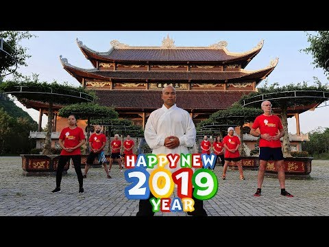 Happy New Year | Master Wong