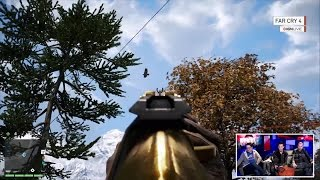 Far Cry 4: Hunting With Explosives