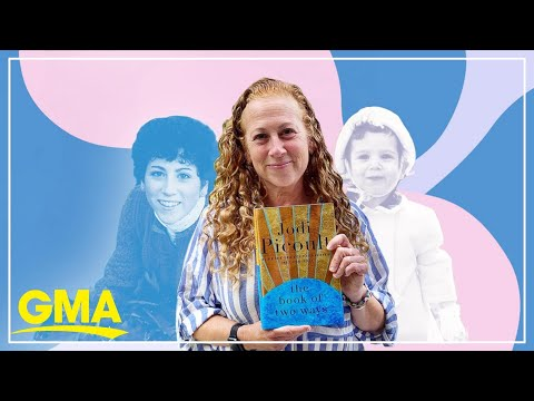 Take it from author Jodi Picoult: 'Don't worry about what you should be, just be' | GMA