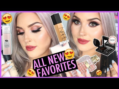 MARCH FAVORITES ?? All NEW Makeup! ? Holy Grail Foundation, Primer & More!