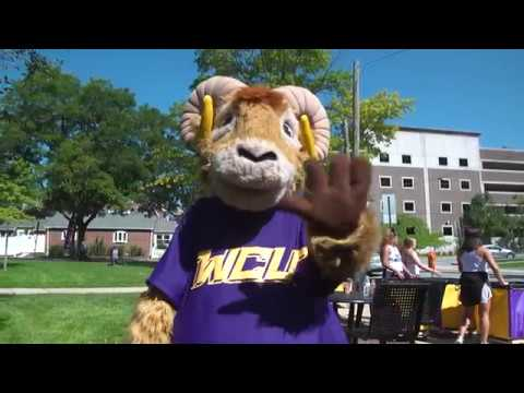 West Chester University - Move In Day 2018