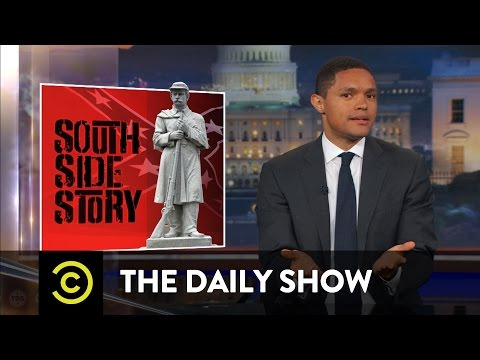 Confederate Memorial Day Makes Waves in the South: The Daily Show