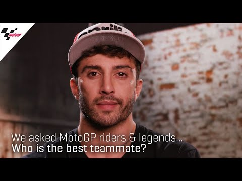 Who is the best team mate"