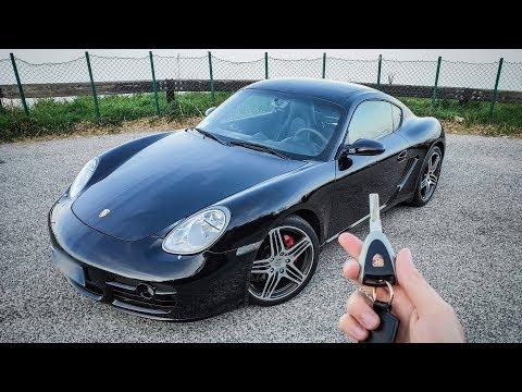"""Esiste Porsche Migliore a 25.000?"""" (Cayman S 987)"""