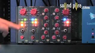 Phoenix Audio DRS-1R 500 Series Module Preamp
