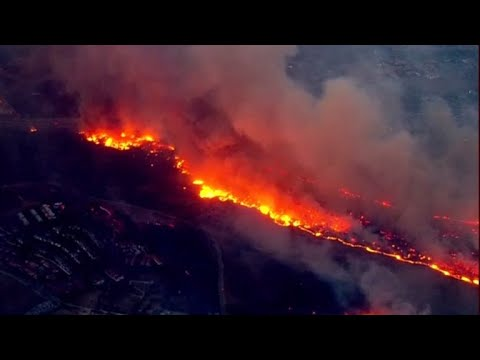 California Gov. Jerry Brown: Intense wildfires