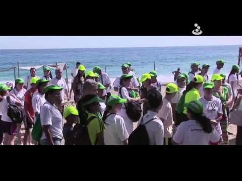 Banesco dijo presente en el Día Mundial de las Playas 2016