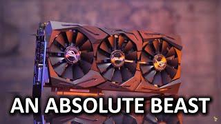 ASUS GTX 1080 Strix Review -