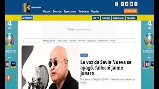 Toda la información que tú necesitas la tienes en la web de Bolivisión