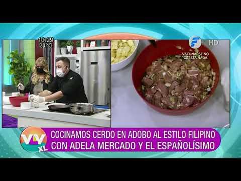 Cerdo en adobo al estilo Filipino | Recetas Vive la Vida XL