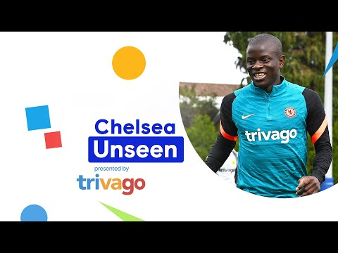 N'Golo Kante Is back ? But Is Brutally Nutmegged By Jorginho! ?   Chelsea Unseen