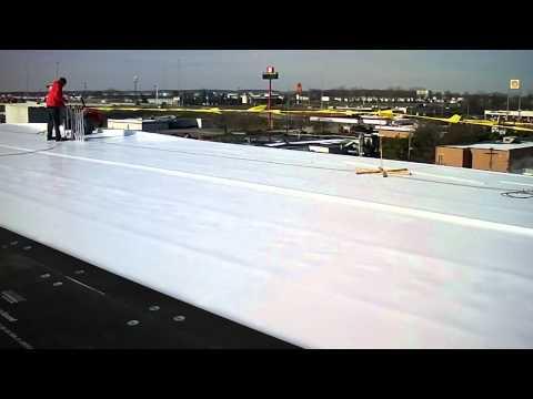 TPO Rhinobond Roofing System