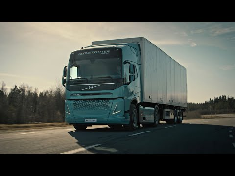Volvo Trucks ? New heavy-duty electric concept trucks for construction and regional transport