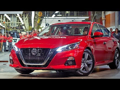 CAR FACTORY ? 2019 Nissan Altima