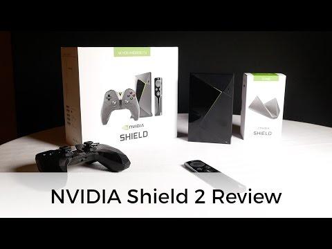 NVIDIA Shield 2 Gaming and Media Box Review