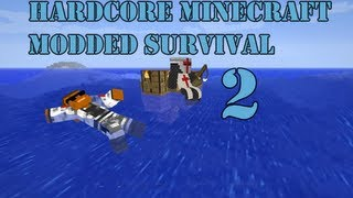 Hardcore Minecraft Modded Survival Season 4-2 (Finding a Place to Call Home)