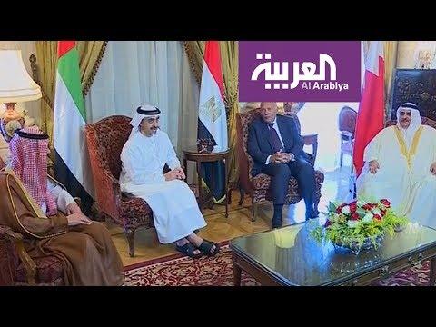 الإمارات تجمد أرصدة إرهابيي قوائم الدول الأربع