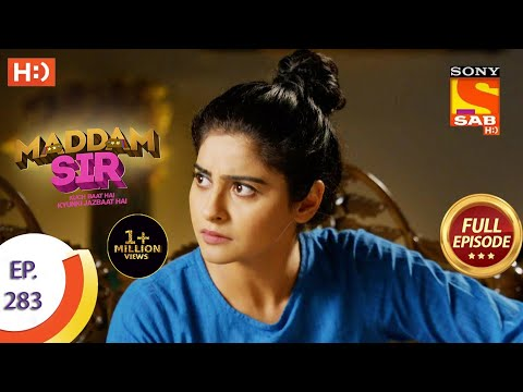 Maddam sir - Ep 283 - Full Episode - 26th August, 2021