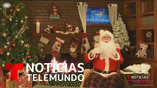 Santa Claus cuestiona a López Obrador por violencia infantil en México   Noticias Telemundo