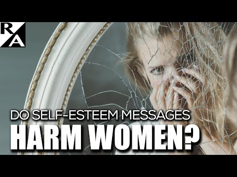 Right Angle - Do Self-Esteem Messages Harm Women? - 11/01/17