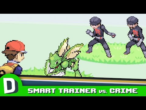 If Pokemon Trainers Were ACTUALLY Smart