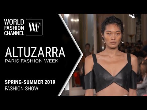 Altuzarra spring-summer 2019 Paris fashion week