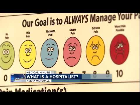 What is a hospitalist? - Medical Minute