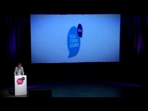 Wystąpienia Konrada Kruczkowskiego na Blog Forum Gdańsk 2014