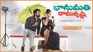 Bhanumathi Ramakrishna Teaser - Naveen Chandra, Salony Luthra, Srikanth Nagothi - TFPC