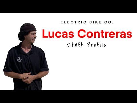 Lucas Contreras | Staff Profile