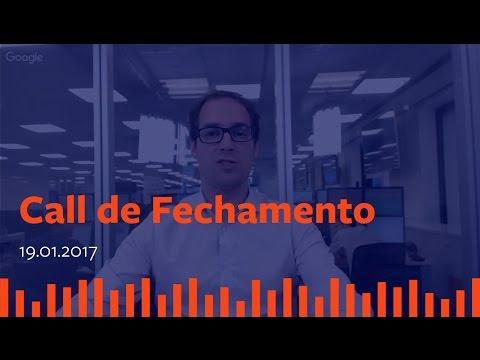 Call de Fechamento - 19 de Janeiro de 2017.