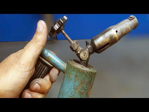 Реинкарнация миниатюрной Советской горелки / Reincarnation miniature burners USSR photo