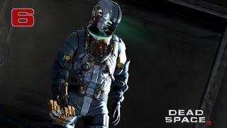Прохождение Dead Space 3 - Часть 6 — Ожидаемые задержки   Док экипажа «Терра Новы»