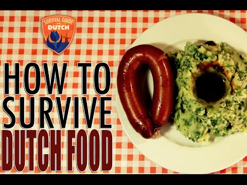 #4 - A Survival Guide to Dutch Food photo