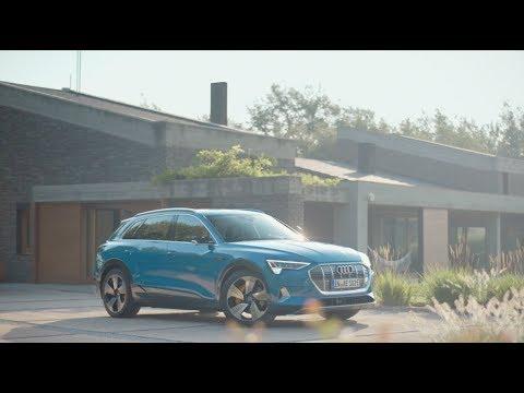 Audi e-tron tar elektrisk kjøring til ett nytt nivå!