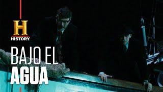 PROYECTO LIBRO AZUL - ¿Que? hay bajo el agua