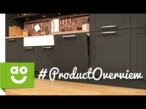 Neff Integrated Dishwasher S51M66X0GB Product Overview | ao.com