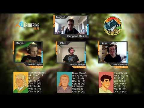 TG20:ONLINE | Dungeons and Dragons med Eventyrtimen