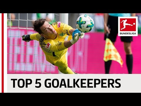 Ulreich, Hradecky, Pavlenka and More - Top 5 Goalkeepers So Far